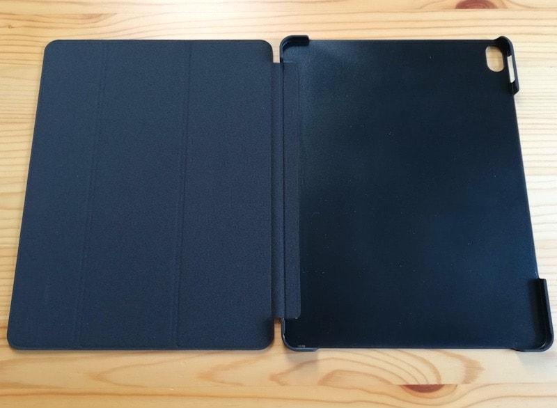 ESRのiPad Pro12.9専用ケース(マット・ブラック)の全面