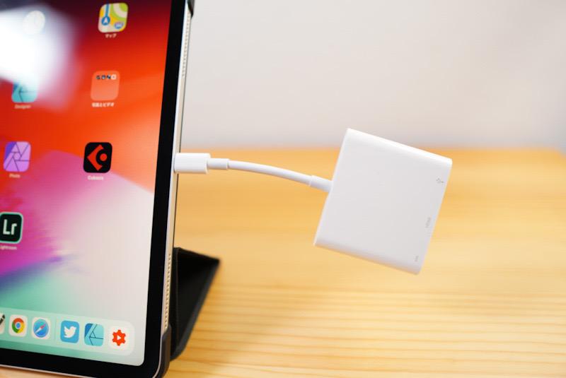 USB-CデジタルAVマルチポートアダプタ