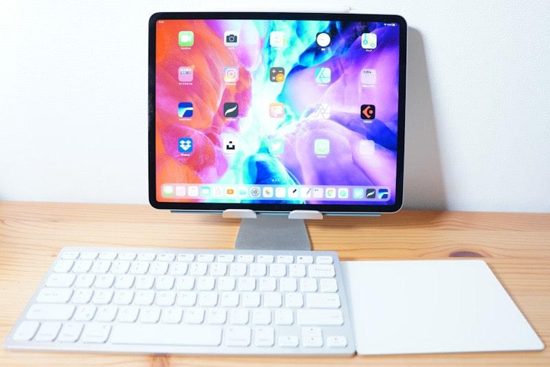 iPad Pro使用環境