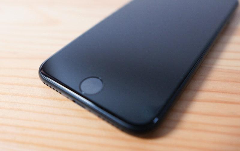 iPhone SE(第2世代)のホームボタン