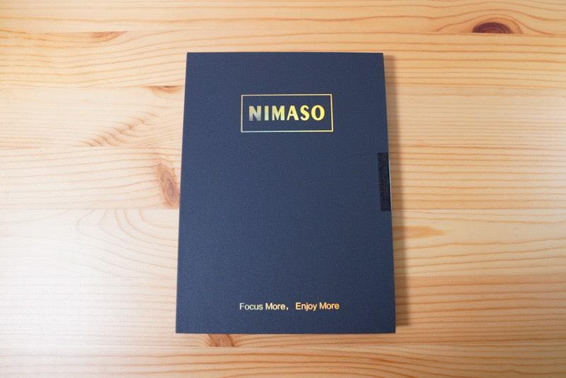 iPad mini用のNimasoのガラスフィルム