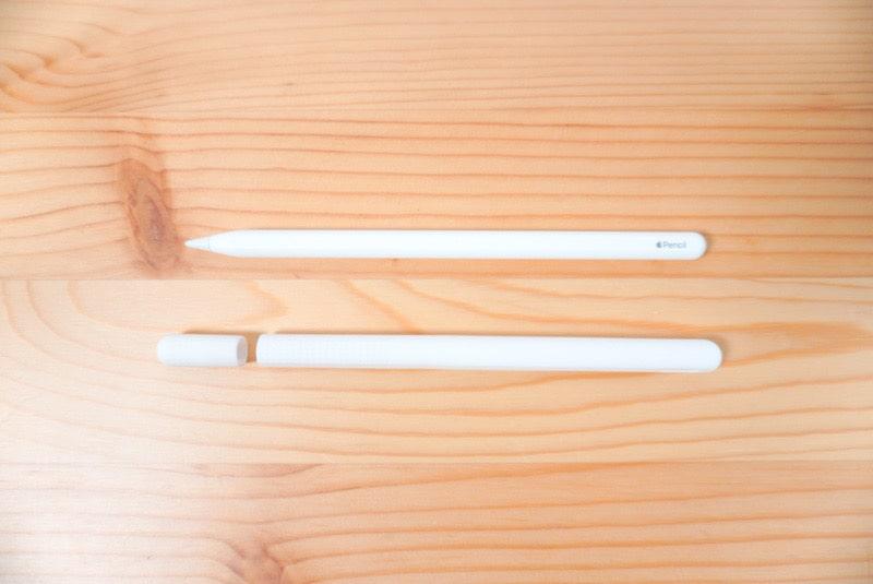 Apple Pencilの保護スリーブ