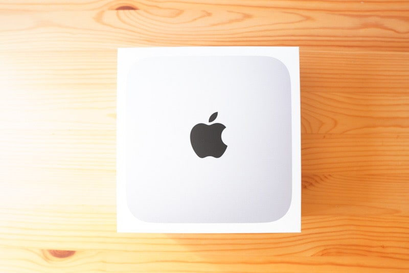 AppleシリコンM1搭載のMac mini