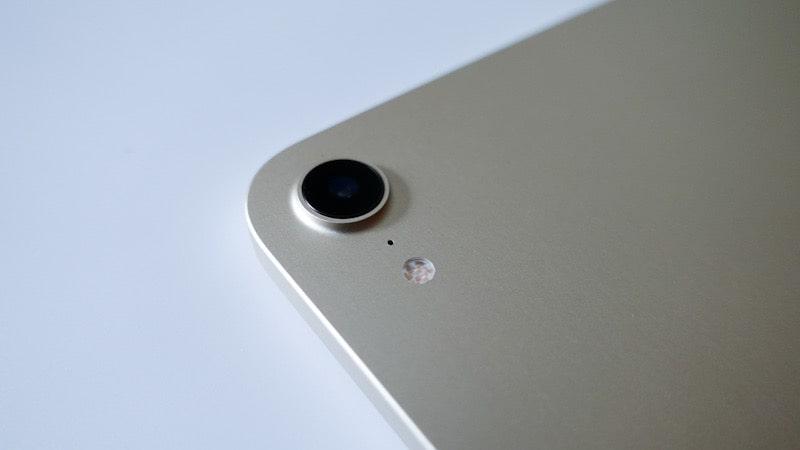 iPad mini 第6世代 2021のカメラ
